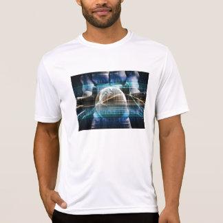 Access Control Security Platform T-Shirt