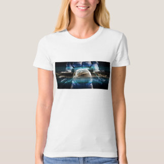 Access Control Security Platform T-Shirt
