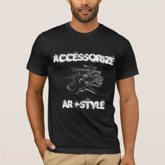 Accessorize AR -Style T-Shirt