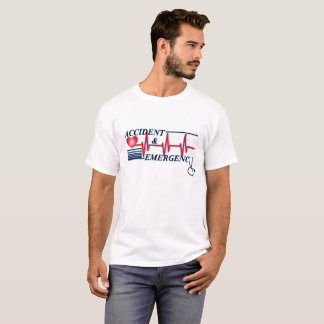 Accident and Emergency T-Shirt