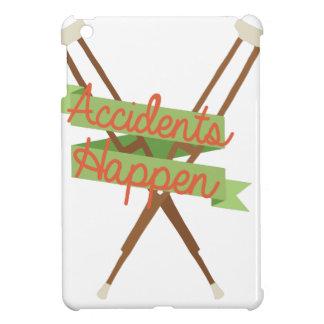 Accidents Happen Crutches iPad Mini Case