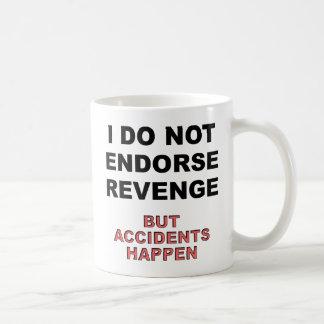 Accidents Happen Funny Mug