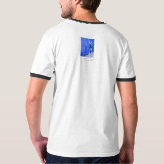 """""""accion una liberación"""".t-shirt T-Shirt"""