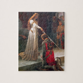 Accolade - The Knight Jigsaw Puzzle