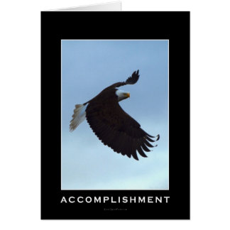 ACCOMPLISHMENT Series Card