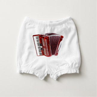 ACCORDIAN MUSICAL INSTRUMENT NAPPY COVER