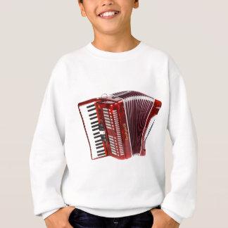 ACCORDIAN MUSICAL INSTRUMENT SWEATSHIRT