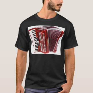 ACCORDIAN MUSICAL INSTRUMENT T-Shirt