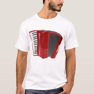 accordian players tshirt