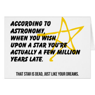 According to Astronomy Card