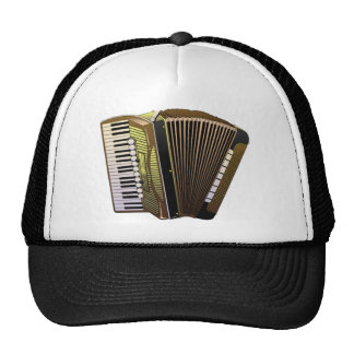 accordion all alone cap