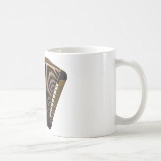 accordion all alone coffee mug
