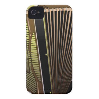 accordion all alone iPhone 4 covers