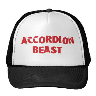 Accordion Beast Hat