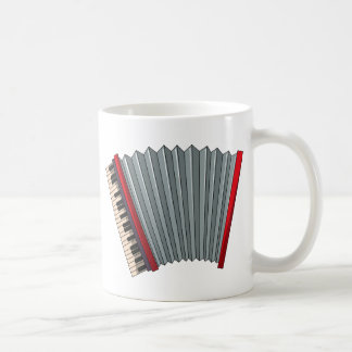 Accordion Coffee Mug