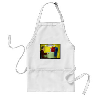 Accordion To Who Funny Gifts Tees & Cards Standard Apron