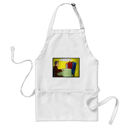 Accordion To Who Funny Gifts Tees & Cards Apron