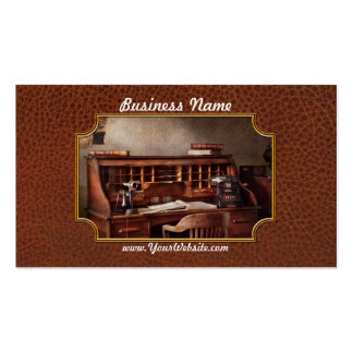 Accountant - Accounting Firm Business Card Templates