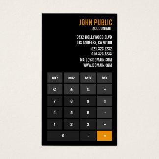 Accountant Calculator Financial Advisor