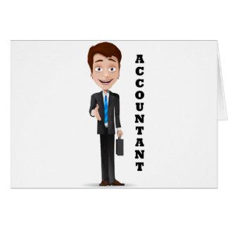 """Accountant"" Card"