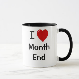 f2ae30a1 Accountant Gift Funny Accounting Quote Month End Mug