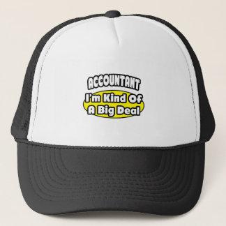 Accountant = Kind of a Big Deal Trucker Hat