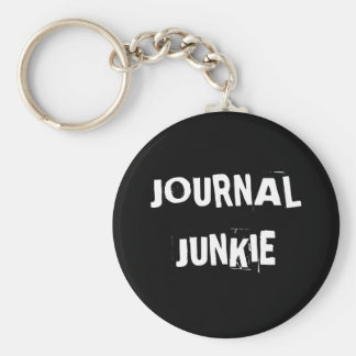 Accountant or Bookkeeper Funny Nickname Basic Round Button Key Ring