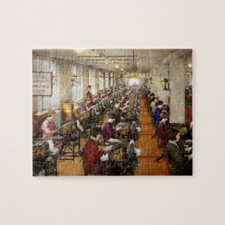 Accountant - The enumeration division 1924 Jigsaw Puzzle