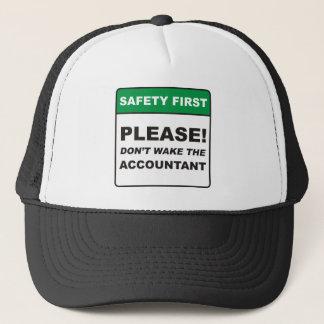 Accountant / Wake Trucker Hat