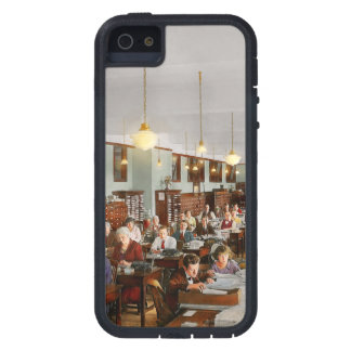 Accountant - Workaholic 1923 iPhone 5 Case