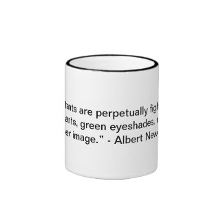 """""""Accountants are perpetually fighting their shiny Ringer Mug"""