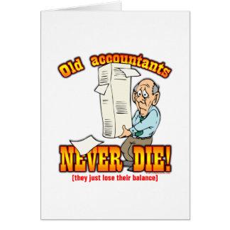 Accountants Card
