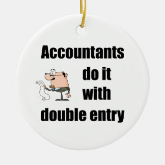 accountants do it with double entry round ceramic decoration