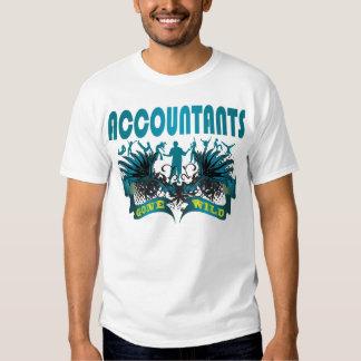 Accountants Gone Wild T Shirt