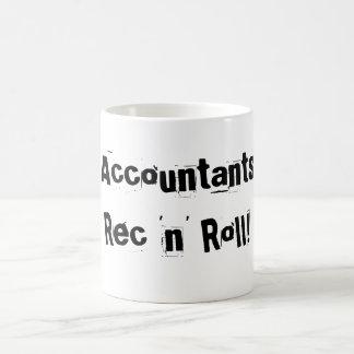 Accountants Rec 'n' Roll! Coffee Mug