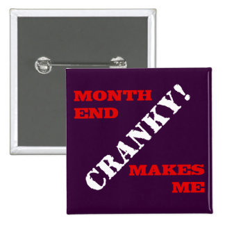 Accounting & Finance Month End Approval Stamp 15 Cm Square Badge