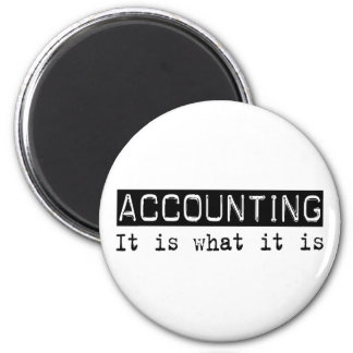 Accounting It Is Magnet