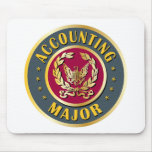 Accounting Major Mouse Pads