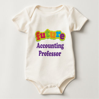 Accounting Professor (Future) For Child Baby Bodysuit
