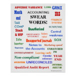 ACCOUNTING SWEAR WORDS !