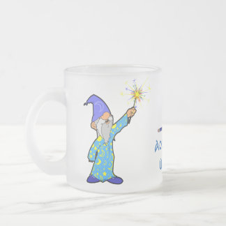 """Accounting Wizard"" Coffee Mug"