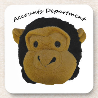 Accounts Department Coaster