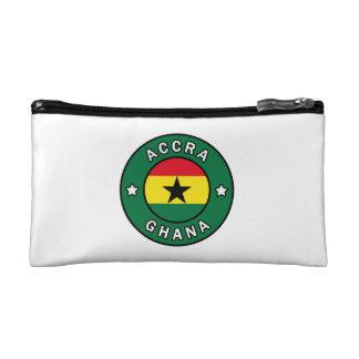 Accra Ghana Cosmetic Bag