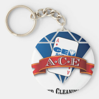 Accredited Cleaning Expert Key Chains
