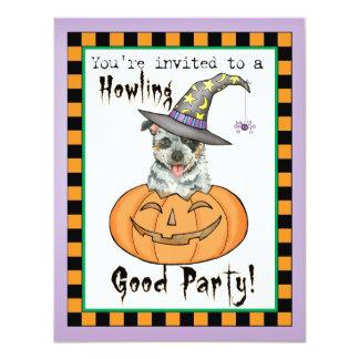 ACD Halloween 11 Cm X 14 Cm Invitation Card
