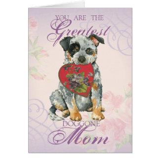 ACD Heart Mom Greeting Card