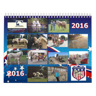 ACDHA Calendar 2016