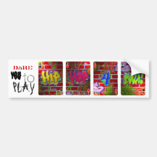 ace_cards, TRIPSTOP PLAYING CARDS tm2004, dare,... Bumper Sticker