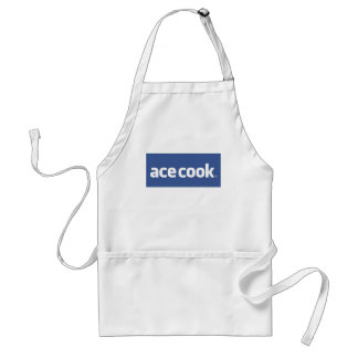 ace cook - ace chef wear Jon Favreau Standard Apron