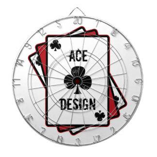 Ace Design Dartboard With Darts